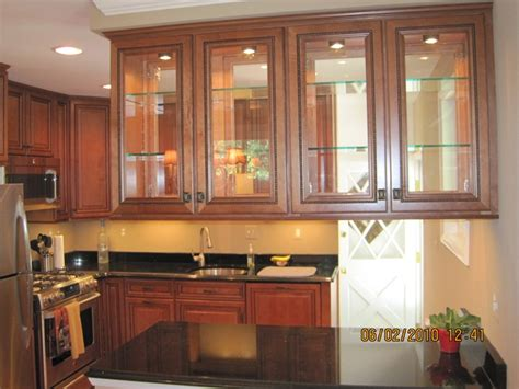 glass doors kitchen cabinets kitchen cabinets glass doors marceladick