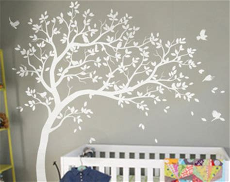 wall decor tree stickers tree wall decals etsy