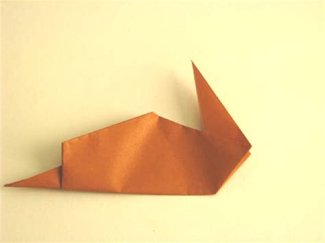 origami snail origami snail folding how to make an easy