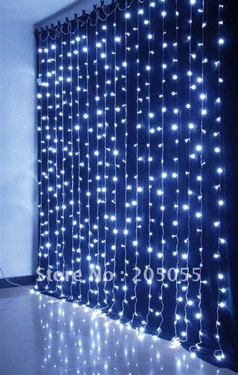 480leds chirstmas curtain light twinkle light l 3m h x