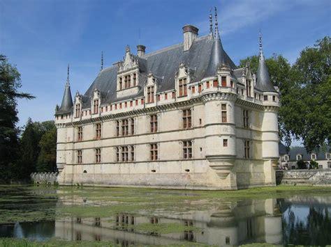 panoramio photo of azay le rideau chateau