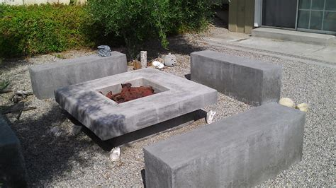concrete pits diy concrete propane pit pit design ideas