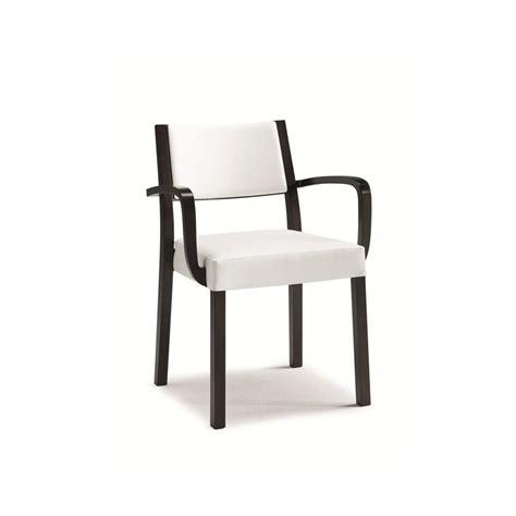 chaise avec accoudoirs sintesy