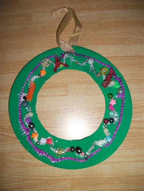 paper plate wreath crafts preschool crafts for paper plate wreath