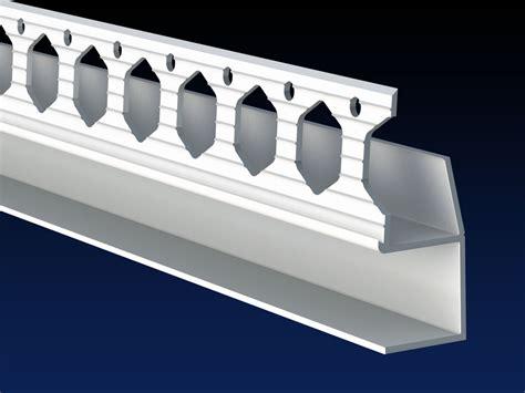 shadow bead drywall plaster bead used to create a shadow gap skirting detail