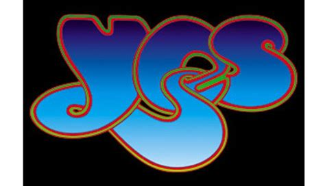 Posters Home Decor by Yes Band Logo Magnet