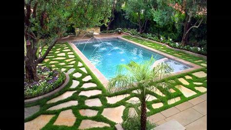 pool garden ideas fascinating small garden pool design ideas