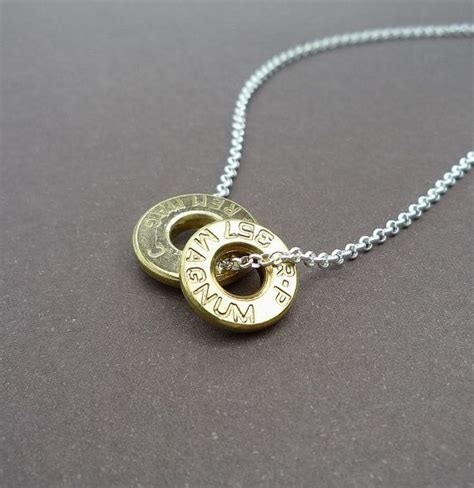 how to make jewelry from bullet casings awesome bullet casing top necklace