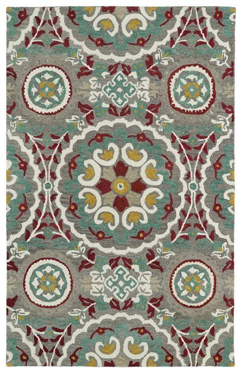 kaleen area rugs kaleen global inspirations glb08 75 grey area rug