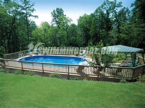 backyard pools above ground backyard above ground swimming pool tips