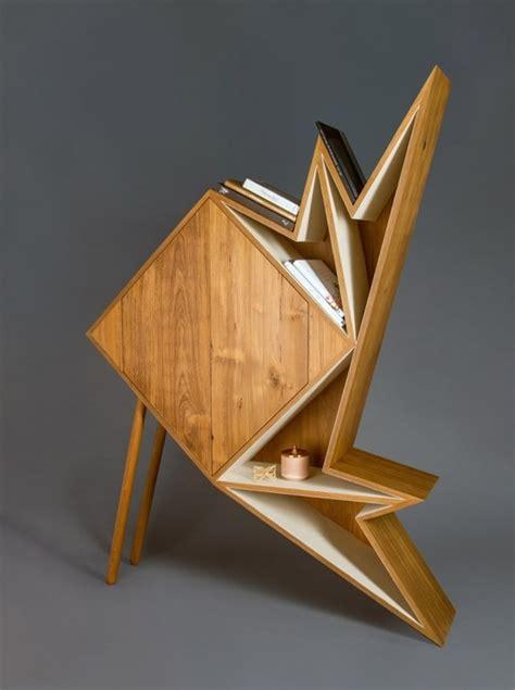 furniture origami wooden origami furniture collection fubiz media