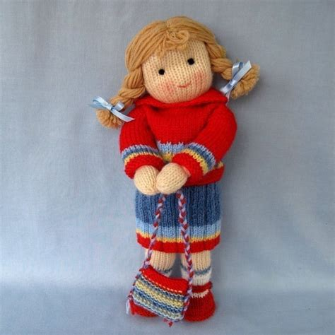 knitted doll faces 25 best ideas about knitted doll patterns on