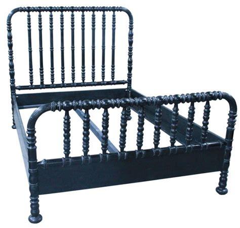 lind beds lind style spindle bed black