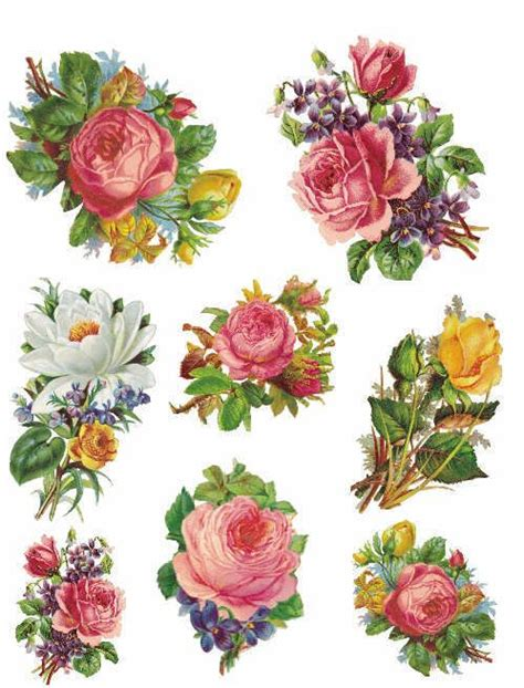 flower decoupage decoupage paper and collage sheets original tissue