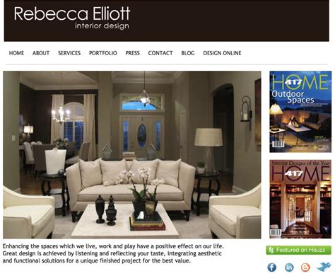 best home interior design websites make your website interior design yola