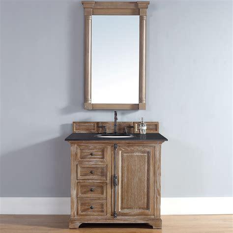 driftwood bathroom vanity martin providence 36 traditional single sink