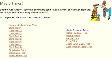 how to make magic tricks with cards top 10 websites to learn amazing magic tricks for free