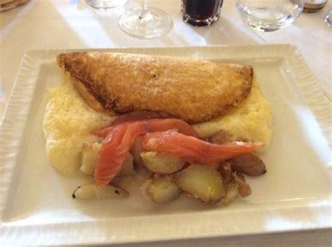 omelette poulard au saumon fume picture of la mere poulard mont michel tripadvisor