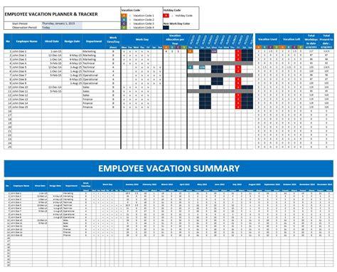 employee attendance calendar excel template google