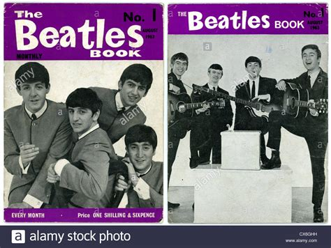 beatles picture book 000027 the beatles monthly book issue no 1 august 1963