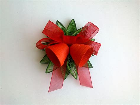quilling decorations quilling 陝hristmas decorations make beautiful quilling