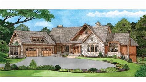 rambler house plans with walkout basement beautiful vacation house plans with walkout basement 8