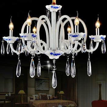 blue and white chandelier china blue and white porcelain chandelier buy blue and