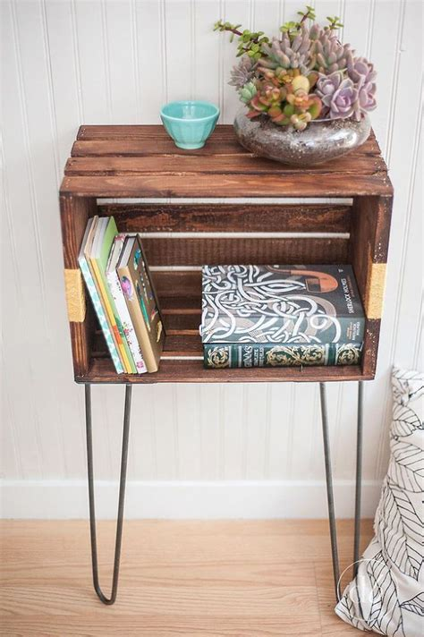 rustic woodworking ideas 20 rustic diy wooden crate ideas home design and interior