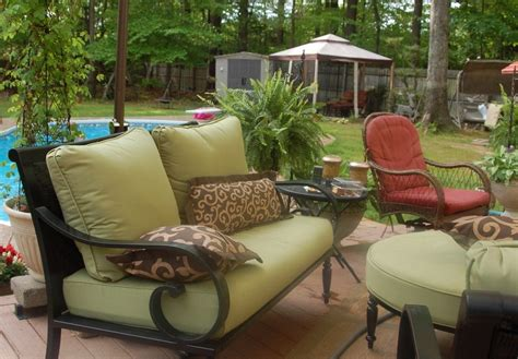 better home and gardens patio furniture replacement cushions unexpetaed deals for outdoor