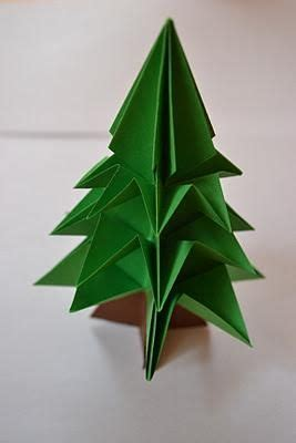 origami pine tree 42 best ideas about folding paper on nests