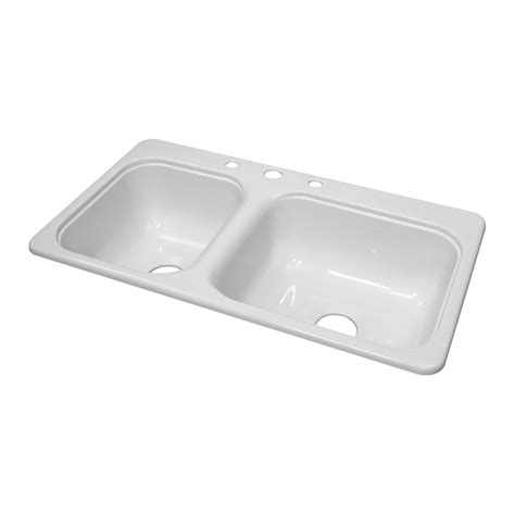kitchen sinks for mobile homes lyons industries dks manufactured mobile home acrylic