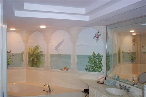 Ceramic Wall Murals 21 great mosaic tile murals bathroom ideas and pictures