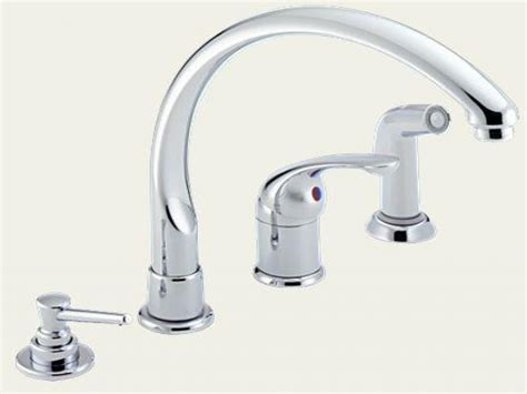 delta kitchen faucet single handle houseofaura delta faucet single handle shop delta