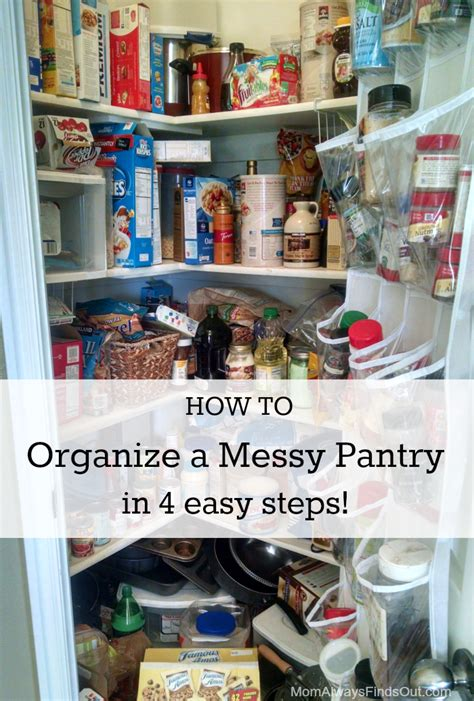 how to organize a pantry how to organize your pantry in 4 steps