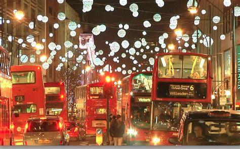 oxford st lights selfridges and oxford lights 2014