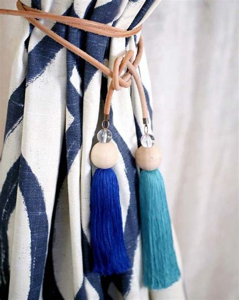 how to make curtain tie backs with 78 curtain tie backs to take inspiration from patterns hub