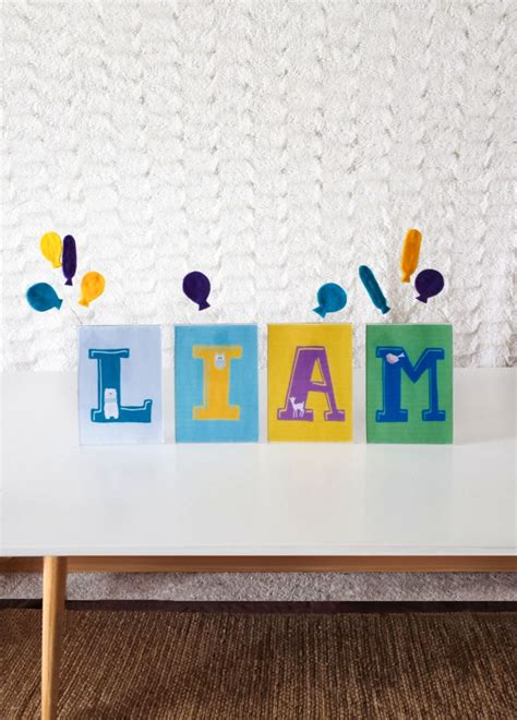 nursery diy decor nursery decor diy how to make one with the baby s name