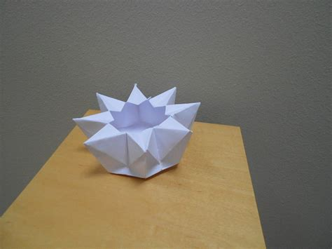 origami 8 pointed origami 8 pointed box by maxamillano on deviantart