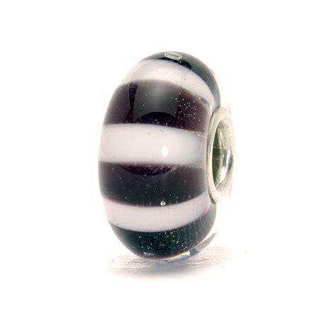 murano glass uk 61304 trollbeads white stripes bead francis gaye jewellers