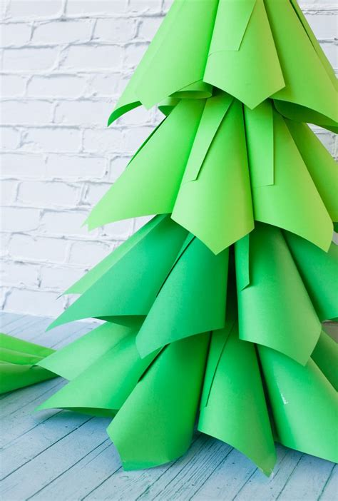 paper cone tree craft 1000 ideas about paper trees on