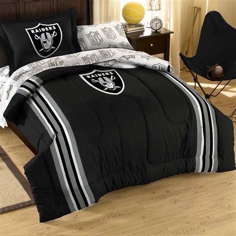 premium bedding comforter sets oakland raiders size premium comforter bedding set