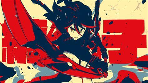 kill la kill kill la kill wallpaper edit by firezombiedude on deviantart