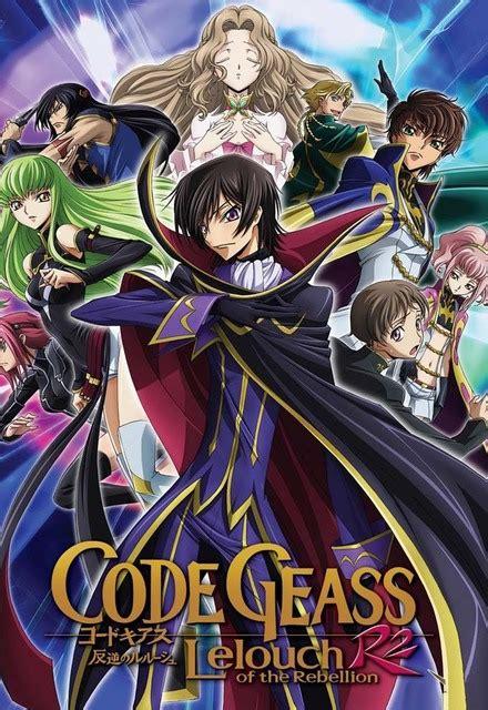code geass lelouch of the rebellion code geass lelouch of the rebellion episodes
