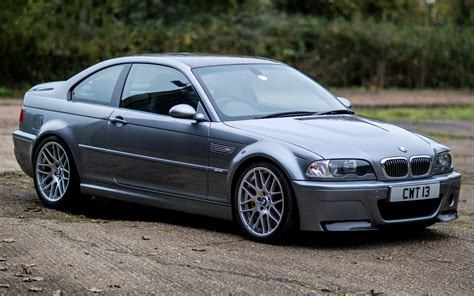 B M W Car Wallpaper by Bmw M3 Csl Coupe 2003 Uk Wallpapers And Hd Images Car