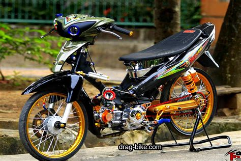 Modifikasi Motor Jupiter Z by Foto Motor Drag Jupiter Z Terbaru Automotivegarage Org