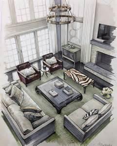 interior designer architect best 25 interior design sketches ideas on