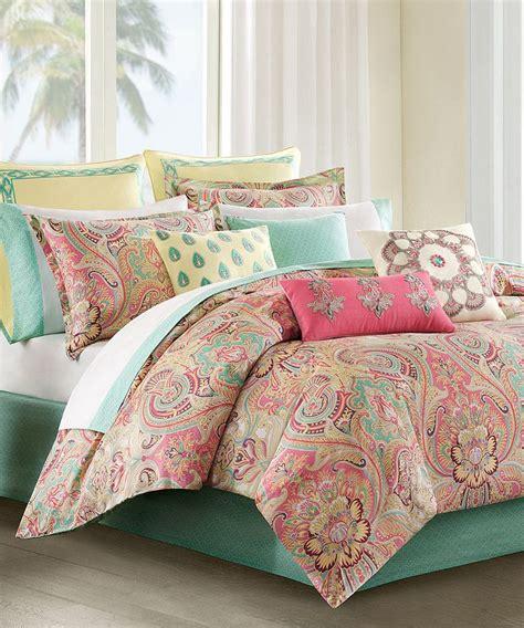 coral comforter sets