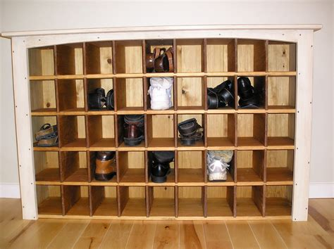 shoebox crafts for simple shoe rack guide that you can make yourself