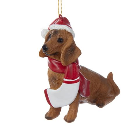 dachshund ornaments dachshund ornament datastash co