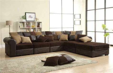 sectional sofa set modular chocolate sectional sofa set plushemisphere